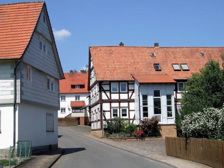 Ein Teilstück der Böhner Straße. (Foto: Uli Klein)