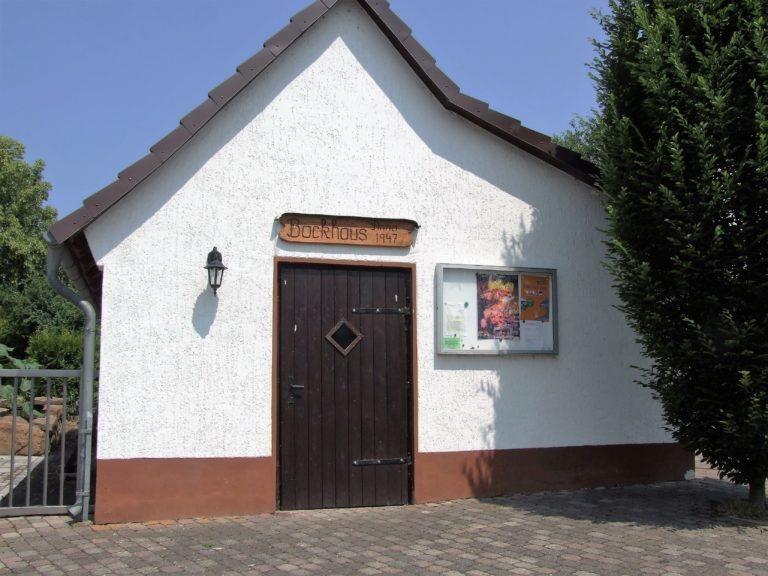 Backhaus in der Nordstraße. (Foto: Uli Klein)