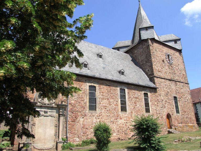 Die Martinskirche. (Foto: Uli Klein)