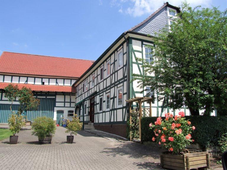 Ein ehemaliger Bauernhof am Kissweg. (Foto: Uli Klein)