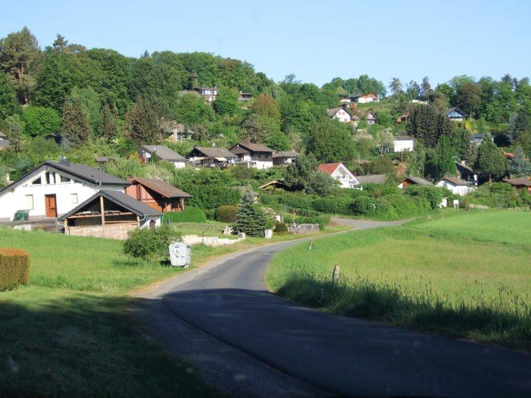 Die Unterstraße in der Bringhäuser Bucht. (Foto: Uli Klein)