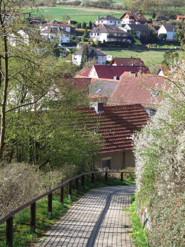 Impression aus dem Dorf. (Foto: Uli Klein)