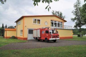 Gerätehaus Affoldern (Foto: Uli Klein)