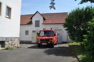 Gerätehaus Anraff (Foto: Uli Klein))