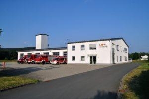 Feuerwehrhaus Bergheim-Giflitz (Foto: Uli Klein))