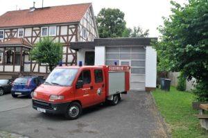 Gerätehaus Buhlen (Foto: Uli Klein)