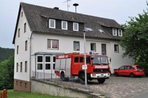 Gerätehaus Hemfurth-Edersee (Foto: Uli Klein)