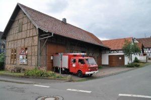 Gerätehaus Wellen (Foto: Uli Klein)