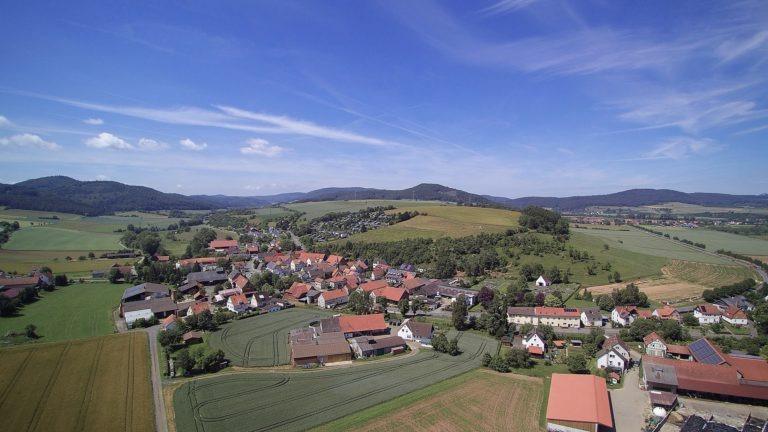 Ortskern von Giflitz. (Foto: 3M-media-Works)