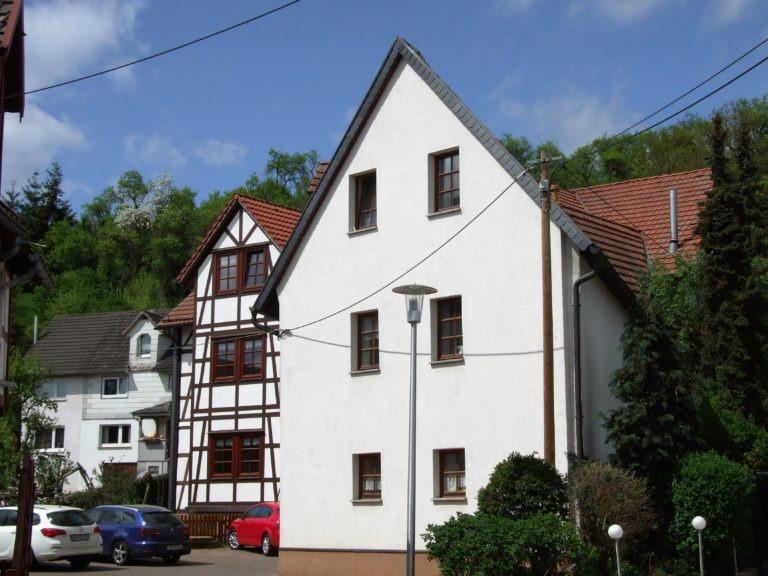 Häuser in der Hintergasse. (Foto: Uli Klein)