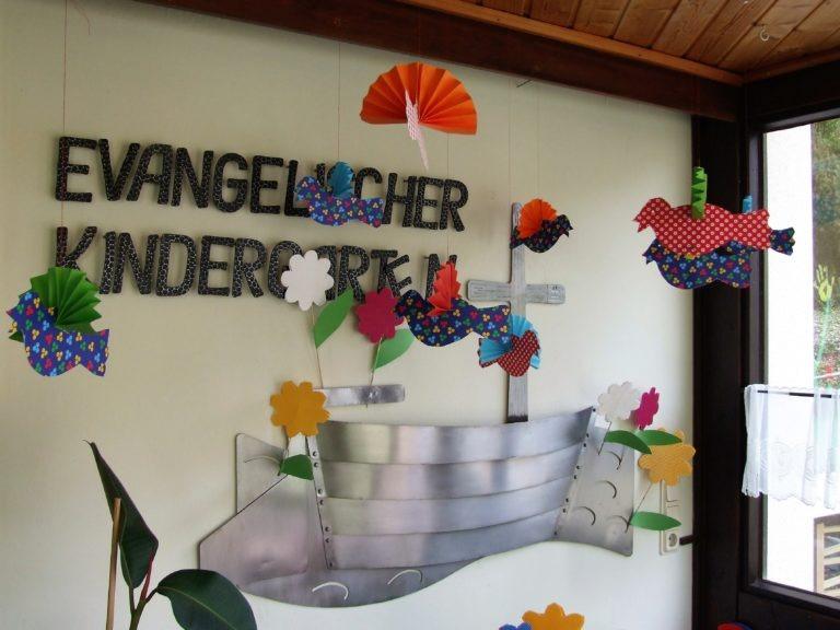 Die Kita befindet sich in Trägerschaft des Zweckverbands der Kindertagesstätten im Kirchenkreis der Eder. (Foto: Uli Klein)