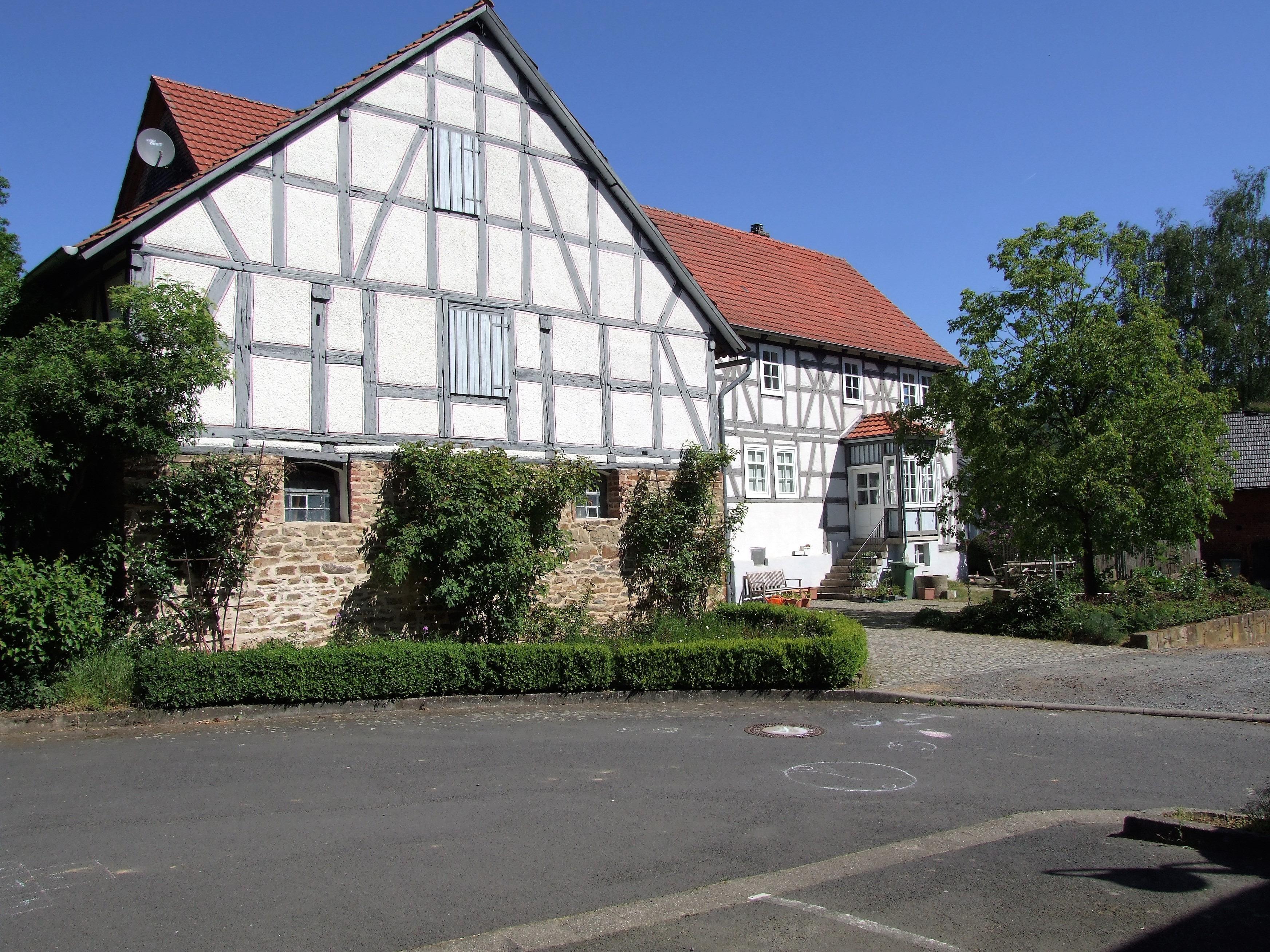 Ein liebevoll restaurierter ehemaliger Bauernhof in Hemfurth. (Foto: Uli Klein)