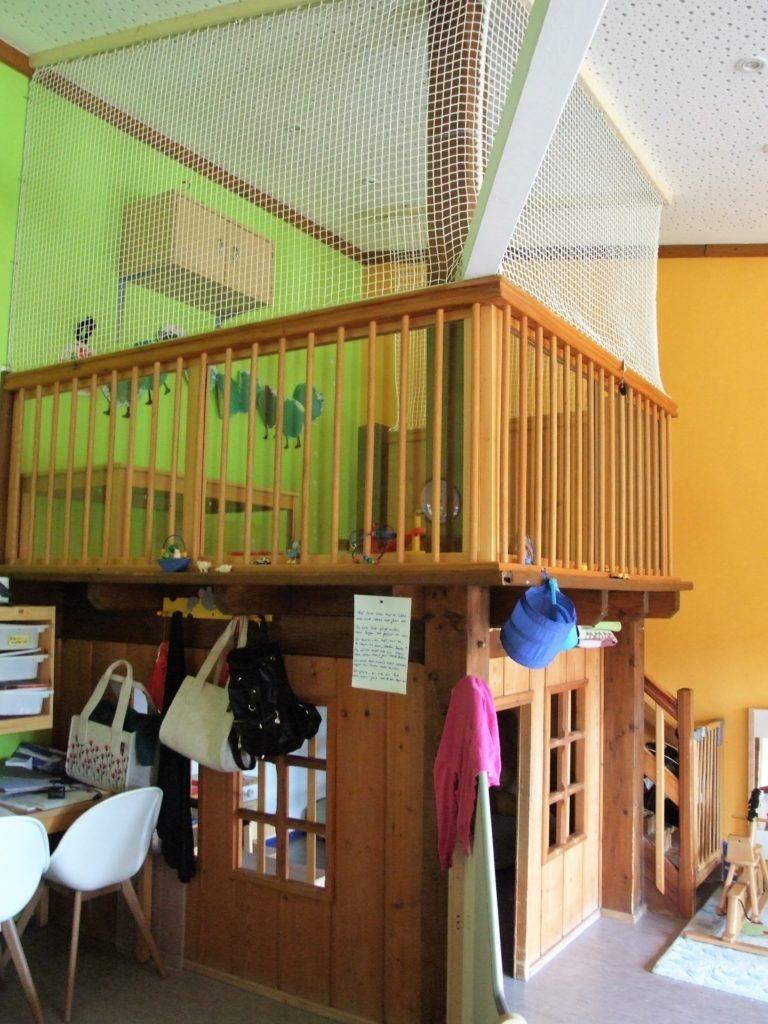 Einer der Gruppenräume der Kita Mehlen (Foto: Uli Klein)