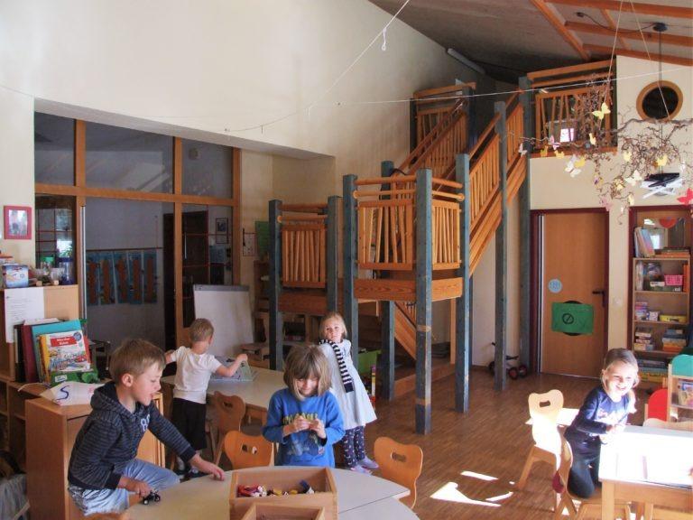 Der Kindergarten feierte in 2019 das 25-jährige Bestehen. (Foto: Uli Klein)