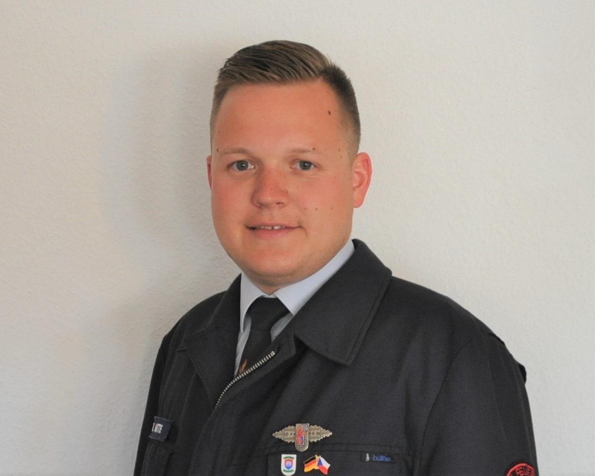Stellv. Gemeindebrandinspektor Michael Rese